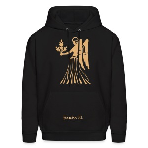 Men's Zodiac-Virgo - Men's Hoodie