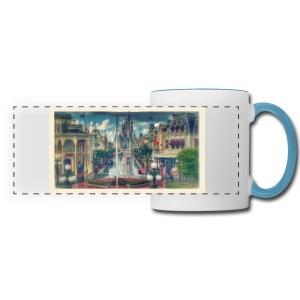 Main Street Cup of Joe - Panoramic Mug
