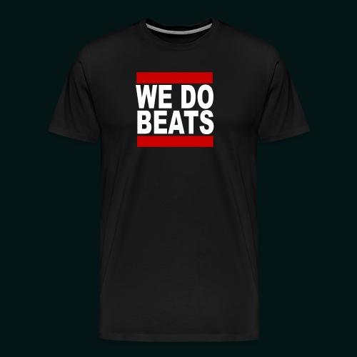 WeDoBeats Logo T-Shirts - Men's Premium T-Shirt