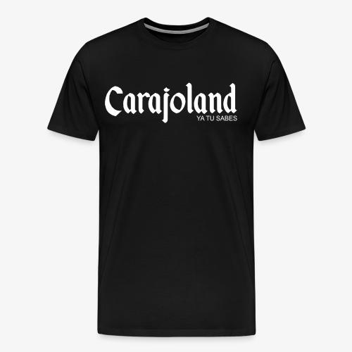 Carajoland (Mens) - Men's Premium T-Shirt