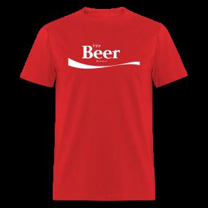 Enjoy Beer Men's T-Shirt - Men's T-Shirt