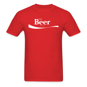 Enjoy Beer Men's T-Shirt - Men's T-Shirt