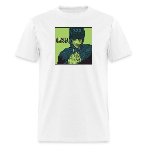 The Lonely Zombie Ranger - Men's T-Shirt
