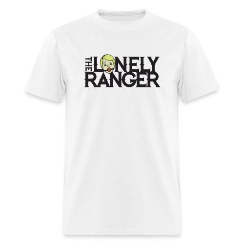 The Lonely Ranger Logo Tee - Men's T-Shirt