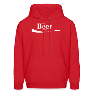 Enjoy Beer Men's Hoodie - Men's Hoodie