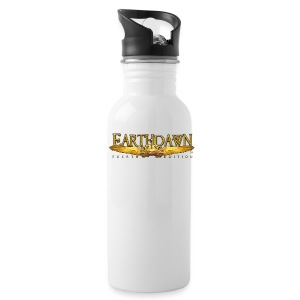 Earthdawn 4E Logo Water Bottle - Water Bottle