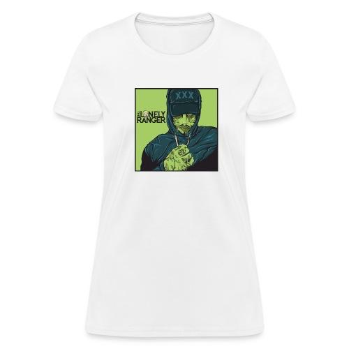 The Lonely Zombie Ranger Women's Tee - Women's T-Shirt