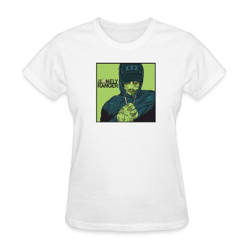 The Lonely Zombie Ranger Women's Tee - Women's T-Shirt