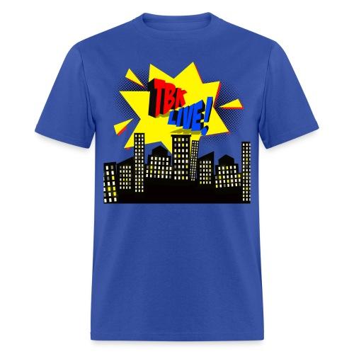 TBK Live Men's - Men's T-Shirt