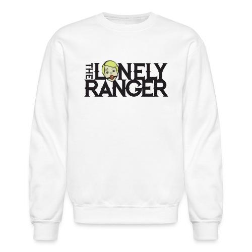 The Lonely Ranger Logo Crewneck - Crewneck Sweatshirt