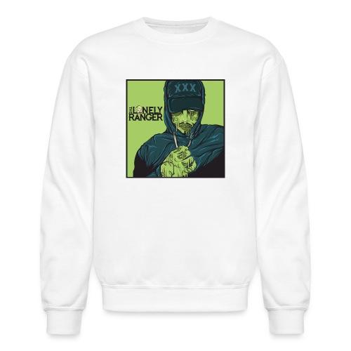 The Lonely Zombie Ranger Crewneck - Crewneck Sweatshirt