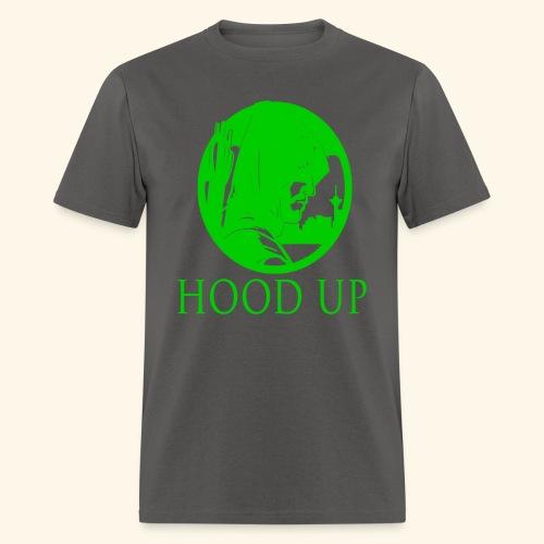 Hood Up 2017 Logo - Men's T-Shirt