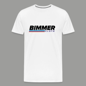 Bimmer Cloth Tshirt - Men's Premium T-Shirt
