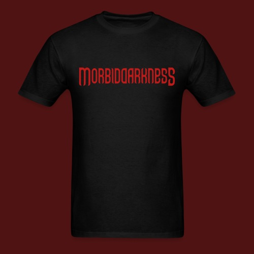 MORBID DARKNESS Logo - Men's T-Shirt
