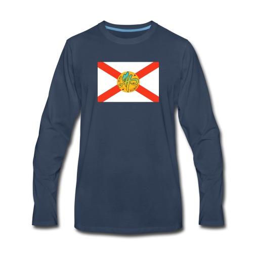 Men's Premium Pure FL Long Sleeve Shirt - Men's Premium Long Sleeve T-Shirt
