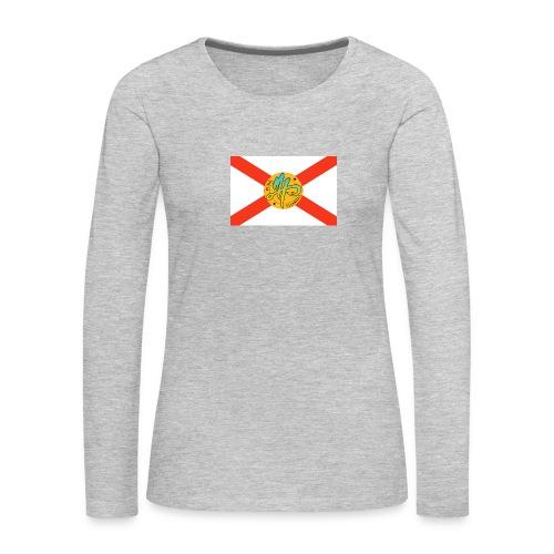 Women's Premium Pure FL Long Sleeve Shirt - Women's Premium Long Sleeve T-Shirt