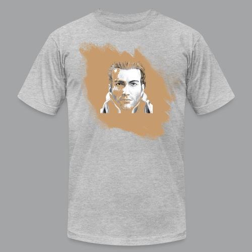 Shay Cormac Face T-Shirt - Men's Fine Jersey T-Shirt