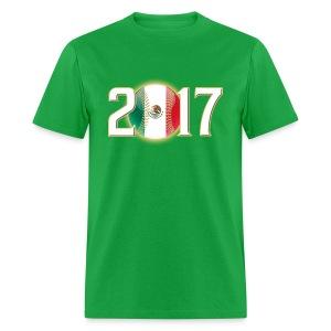 2017 MEXICO - Men's T-Shirt