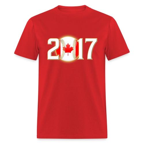 2017 CANADA - Men's T-Shirt