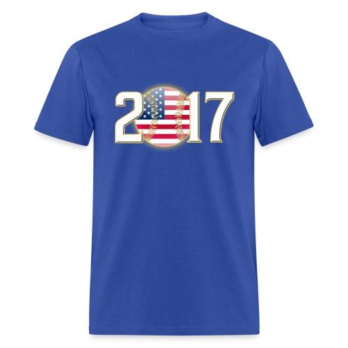 2017 UNITED STATES - Men's T-Shirt