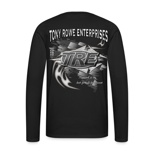TRE Drag Racing Teamwork - Men's Premium Long Sleeve T-Shirt