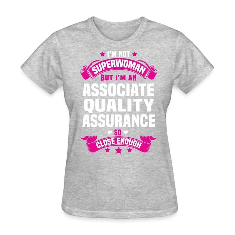 Associate Quality Assurance T-Shirt | Spreadshirt