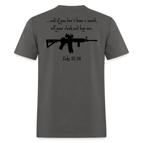 Luke 22:36 - Men's T-Shirt