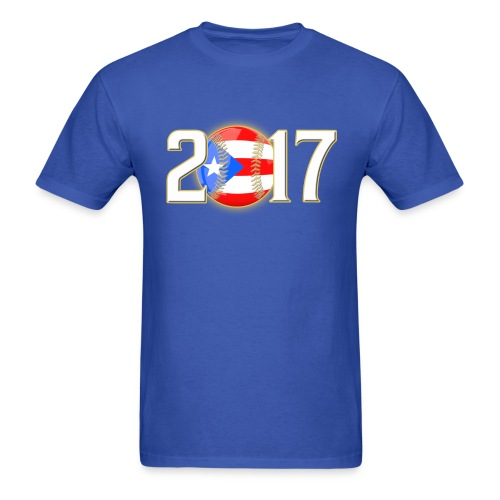 2017 PUERTO RICO - Men's T-Shirt
