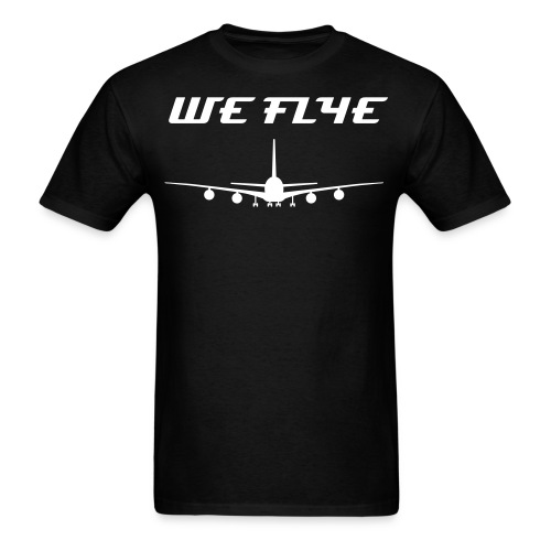 WE FLYE 1 - Men's T-Shirt
