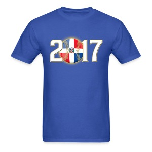 2017 DOMINICAN REPUBLIC - Men's T-Shirt