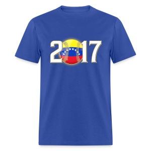 2017 VENEZUELA - Men's T-Shirt