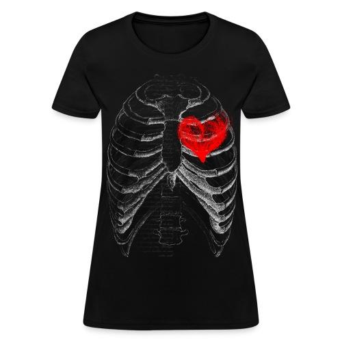 Heart Attack Women's T-Shirt - Women's T-Shirt