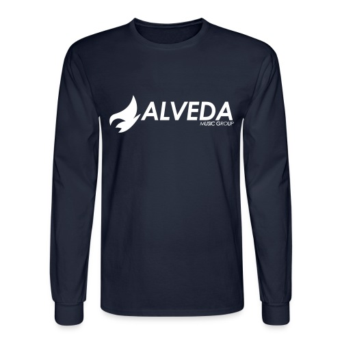 Alveda Music Group LC1602 - Men's Long Sleeve T-Shirt
