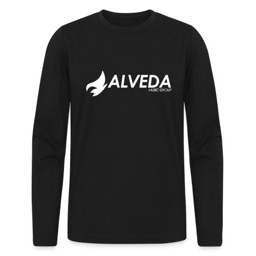 Alveda Music Group LS1602 - Men's Long Sleeve T-Shirt by Next Level