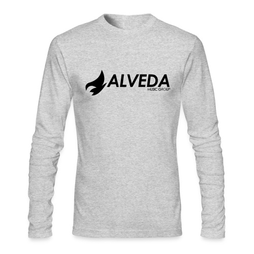 Alveda Music Group LS1601 - Men's Long Sleeve T-Shirt by Next Level