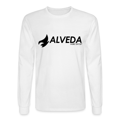 Alveda Music Group LC1601 - Men's Long Sleeve T-Shirt