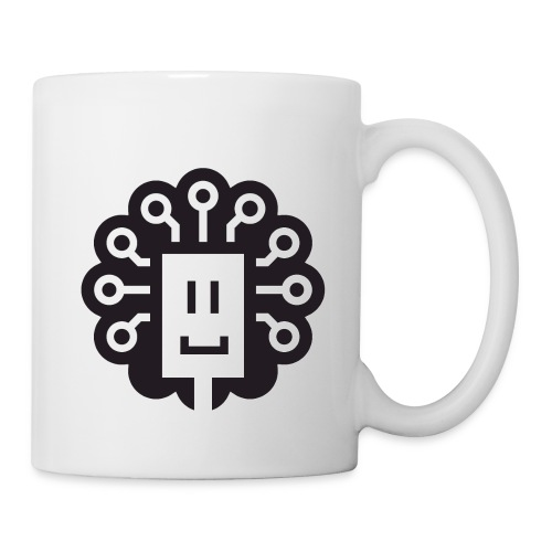 Afrotechmods logo mug - Coffee/Tea Mug