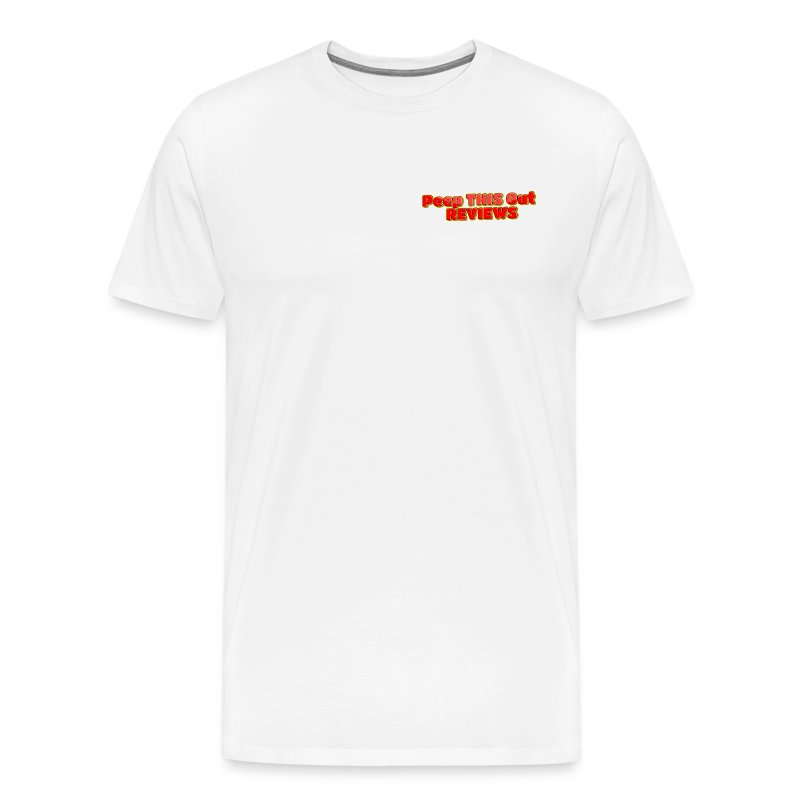 PeepTHISOut_Logo_010917 - Men's Premium T-Shirt