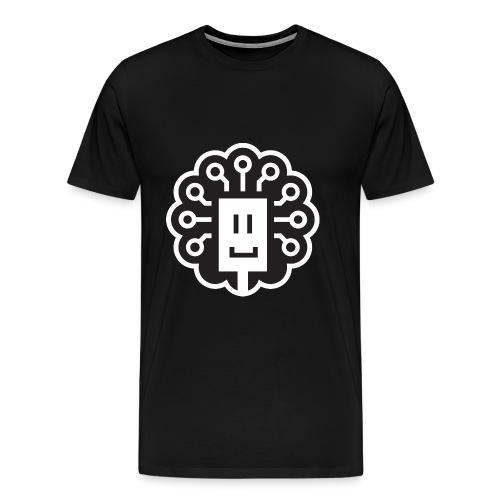 Afrotechmods logo shirt - Men's Premium T-Shirt