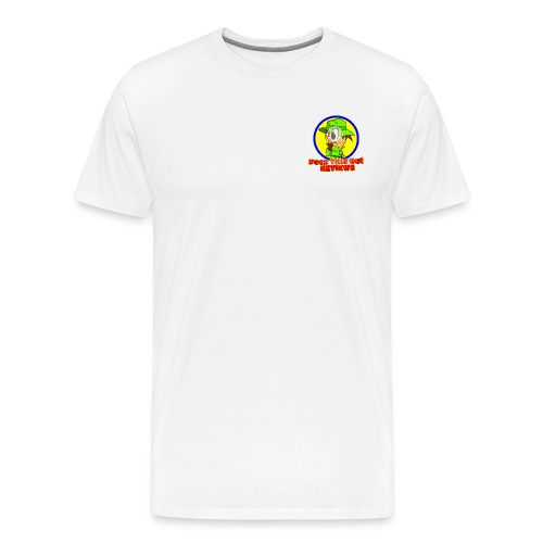 Peep THIS Out Half Logo - Men's Premium T-Shirt
