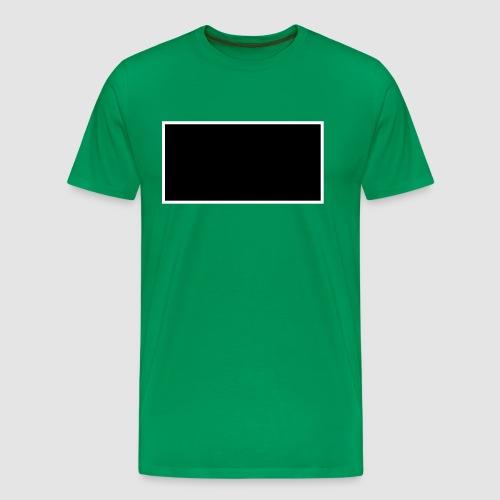 Power Rangers Zeo Stronger Than Before T-Shirt (Green) - Men's Premium T-Shirt