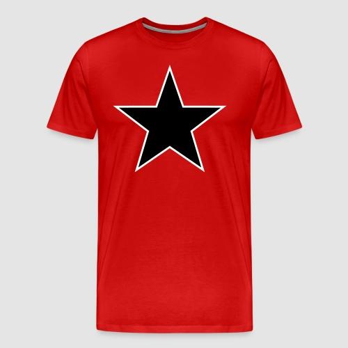 Power Rangers Zeo Stronger Than Before T-Shirt (Red) - Men's Premium T-Shirt