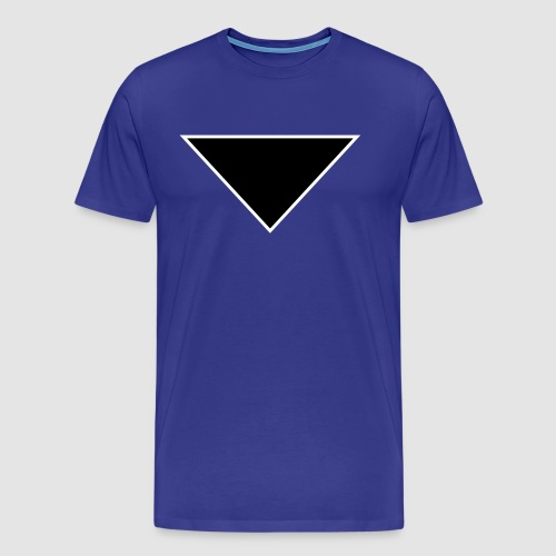Power Rangers Zeo Stronger Than Before T-Shirt (Blue) - Men's Premium T-Shirt