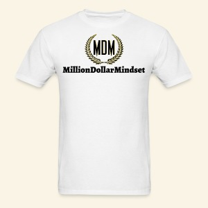 Million Dollar Mindset - Men's T-Shirt