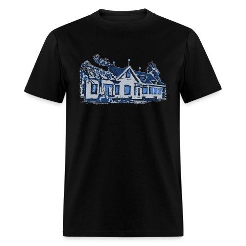 House of Blue Lights - Men's T-Shirt