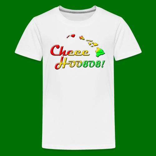 Kids' Premium T-Shirt - Chee Hoo808!