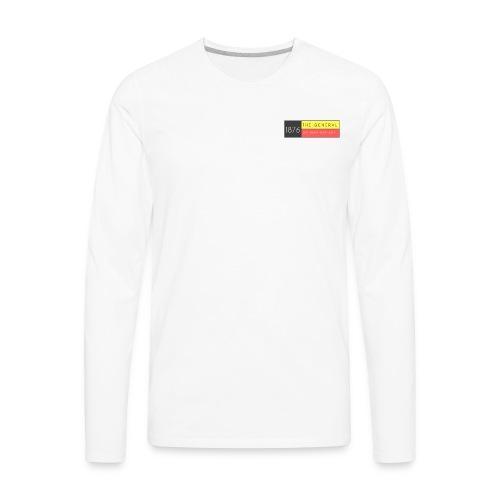 1876 Men's Premium Long Sleeve T-Shirt - Men's Premium Long Sleeve T-Shirt