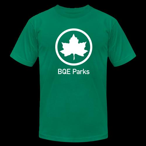 BQE Parks T AA - Men's Fine Jersey T-Shirt