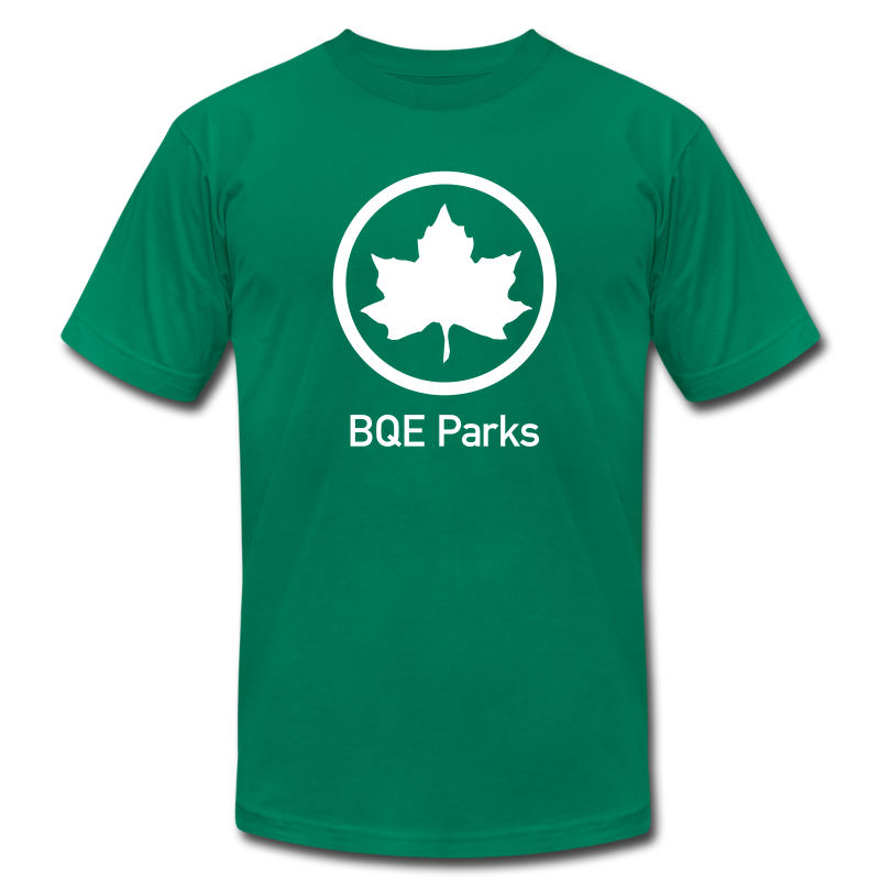 BQE Parks T AA - Men's T-Shirt by American Apparel