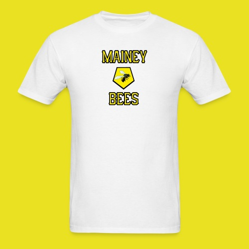 Mainey Bees Men's Tee - Men's T-Shirt